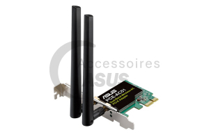 Scheda di rete wireless AC750 Dual-Band PCE-AC51